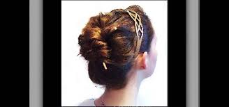 chopstick hair how to style your hair using chopsticks hairstyling wonderhowto