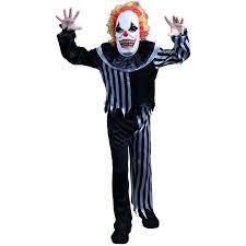 Mime Halloween Costumes Kids Deluxe Halloween Costume Ages 8 10 Clown U0026m