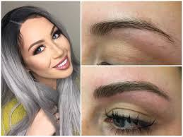 microblading eyebrow tattoo experience before and after cc
