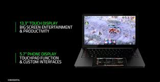 android laptop razer unveils project turning the razer phone into an