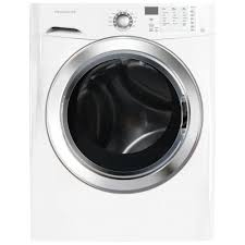 Frigidaire Laundry Pedestal Frigidaire 3 9 Cu Ft High Efficiency Front Load Washer With