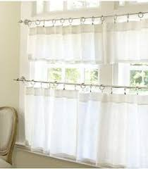 Thermal Cafe Curtains Gorgeous Linen Café Curtain With Sweet Triple Pinch Pleated Top