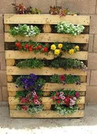 wooden pallet planters u2013 smartonlinewebsites com