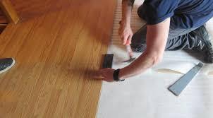adventures in home improvement installing laminate flooring