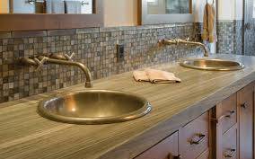 Wall Mounted Sinks Cirque Sink Sk218 Rocky Mountain Hardware