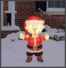 Christmas Outdoor Decorations Peanuts by Peanuts Characters Outdoor Christmas Decorationshome Design
