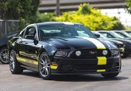 2014 Mustang Gt Black 2014 Hertz Penske Ford Mustang Gt Amcarguide Com American
