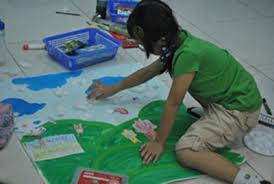 cara membuat poster untuk anak sd peringatan hari bumi yayasan buddha tzu chi indonesia