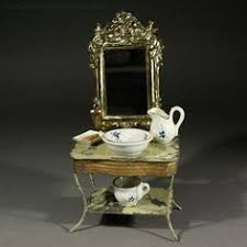 romantic chic dressing table u0026 accessories 1 12 dolls house