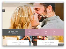 wedding vendor websites 20 best wedding events marriage themes 2018 colorlib