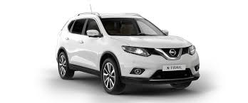 white nissan 2016 new crossover x trail 7 seater cars crossover nissan