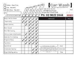 Car Wash Invoice Template by Duplicate Invoice Books Carbonless Ncr Books