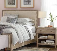 Pottery Barn Platform Bed Pottery Barn Bedroom Furniture Toulouse Wood Bed Thedailygraff