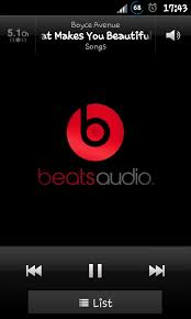 beats audio apk beats audio player theme for any android phones