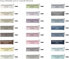 fall winter 2013 color palette paint color pinterest pottery