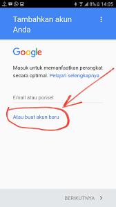 buat akun google facebook cara mudah membuat akun email gmail di hp android mas logow blog