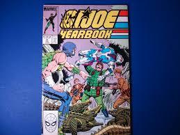 gi joe yearbook comics archives compulsive collector