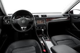 2012 Volkswagen Jetta Interior 2012 Volkswagen Passat Tdi Se 2 5 Sel Verdict Motor Trend