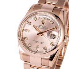 day date 118205 18k gold