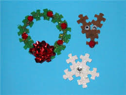 three recycled christmas craft projects for preschoolers to use