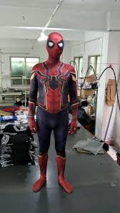 halloween spiderman costume online buy wholesale black spiderman costume from china