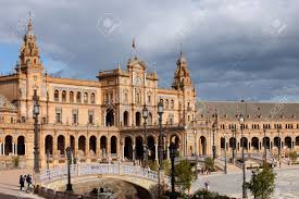 moorish architecture bridges over canal and renaissance and neo moorish architecture