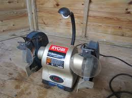 Ryobi Bench Grinder Price 120v Equipment In The Uk March 2014
