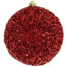 glitter ornament large hobby lobby miniature