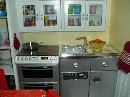 18 inch doll kitchen furniture doll house kitchen view 2 the cabinets are from hobby lobby the