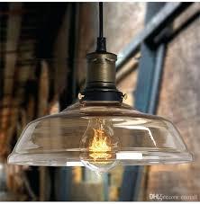 Pendant Lights Glass Pendant Lighting Edison Bulb Discount Loft Pendant Light Glass