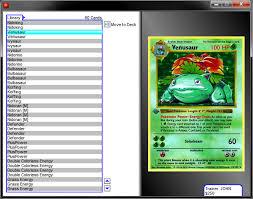 Pokemon Trainer Card Designer Essentials Script Pokémon Tcg Mod The Pokécommunity Forums