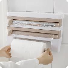 distributeur papier cuisine distributeur de papier cuisine 3 en 1 pratique shop