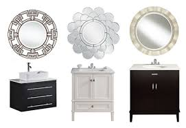 Decorative Mirrors For Living Room by Mirrors For Bathrooms Full Size Of Mirrors Plus Bathroom Mirrors