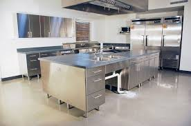Outdoor Kitchen Stainless Steel Cabinet Doors Kitchen Corner Stainless Steel Kitchen Cabinet With Wooden Doors