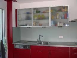 meuble de cuisine en verre meubles de cuisine faire mieux pour votre maison