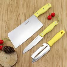 stainless steel kitchen knife set monk central