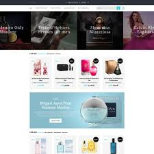 cosmetics store templates templatemonster
