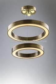 Ring Chandelier Avonni Led Metal Gold Ring Chandelier Buy Gold Metal Chandeliers