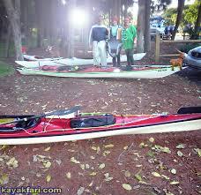 Kayak Night Lights Kayak Night Lights Led Kayakfari Paddling Holidays New Year