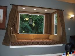 brilliant window treatments for bay windows treatment ideas