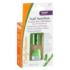 sally hansen maximum growth nail treatment clear walgreens