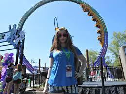 Six Flags Rides Ga Six Flags Over Georgia Opens Joker Chaos Coaster Theme Park