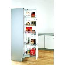 pull out tall kitchen cabinets kraftmaid tall pantry cabinet tall pull out pantry filled pantry