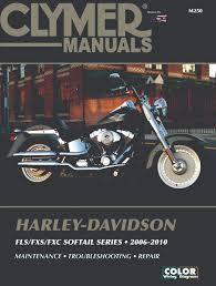 harley davidson fls fxs fxc softail repair manual 2006 2009