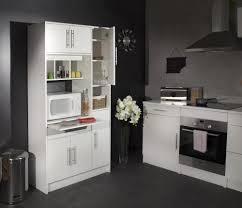 buffets de cuisine meuble blanc d ivoire 4 buffet de cuisine moderne mineral bio