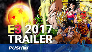 dragon ball fighter gameplay reveal trailer playstation 4 e3