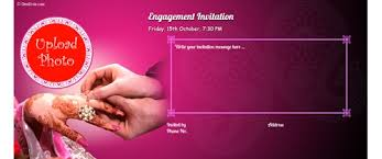 Engagement Invitation Cards Designs Editable Engagement Invitation Card Frisur 2017