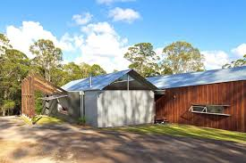 shed style architecture whyatt house australian bush style home built from prefabricated shed