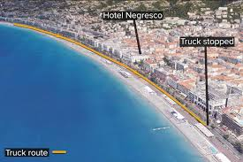 Nice by Nice Attack What Happened In The Bastille Day Truck Attack In