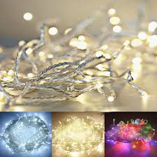2m 20led 3xaa battery operated led strings led garland string